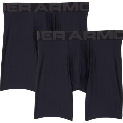 ラルフ ローレン Polo Ralph Lauren メンズ ボクサーパンツ 3点セット インナー・下着 Classic Fit w/ Wicking 3-Pack Long Leg Boxer Briefs Polo Black