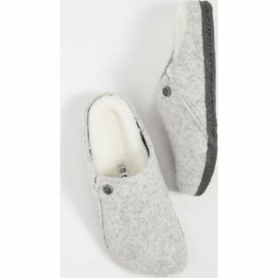 ビルケンシュトック Birkenstock レディース スリッパ シューズ・靴 Zermatt Clogs Light Gray