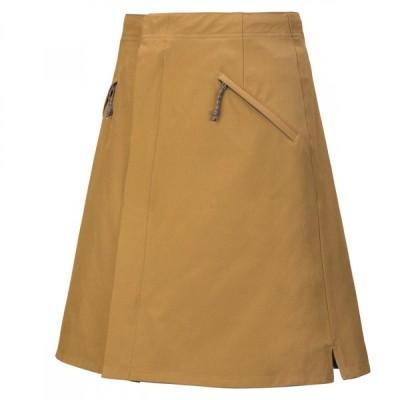 マーモット アウトドア Ws Reversible Skirt / ウィメンズリバーシブルスカート ウィメンズ TOWPJE93YY-ATGN