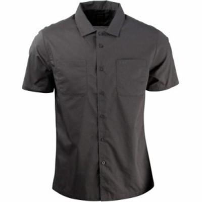 ルーカ 半袖シャツ RVCA Men Overtime Short Sleeve Shirt - Recession Pack