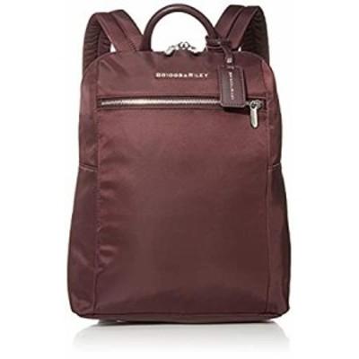 Briggs & Riley Rhapsody Slim Backpack, Plum