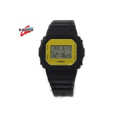 CASIO G-SHOCK DW-5600BBMB-1JF カシオ 腕時計 Metallic Mirror Face ブラック×ゴールドミラー