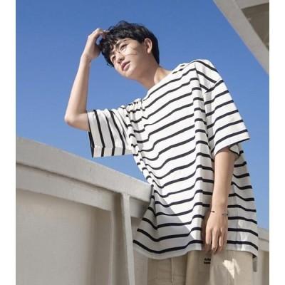 Tシャツ 送料無料半袖 Tシャツ夏 メンズ かっこいい 男の子 メンズ 半袖 無地 韓国ファッション大きいサイズ