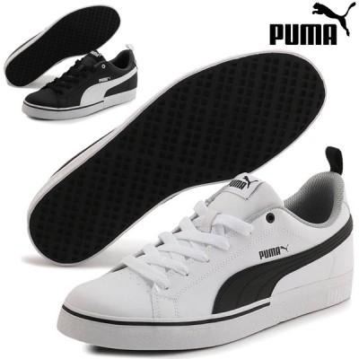 全品ポイント2倍&送料無料 プーマ ブレーク ポイント VULC PUMA メンズ 靴 シューズ スニーカー 372290