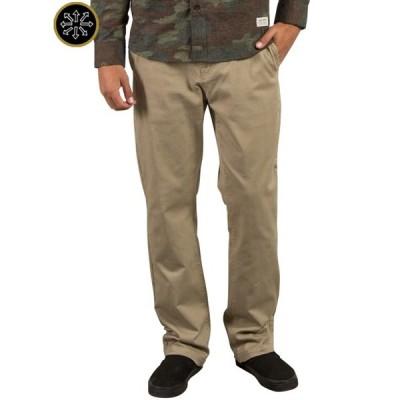 VOLCOM(ボルコム) Frickin Regular メンズ チノパン ズボン パンツ a1131707-kha