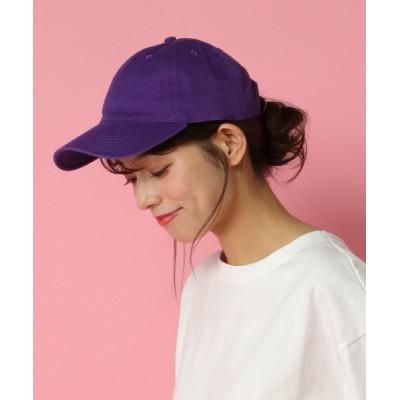 Candy Beans / WEB限定 newhattan ニューハッタン ローキャップ WOMEN 帽子 > キャップ