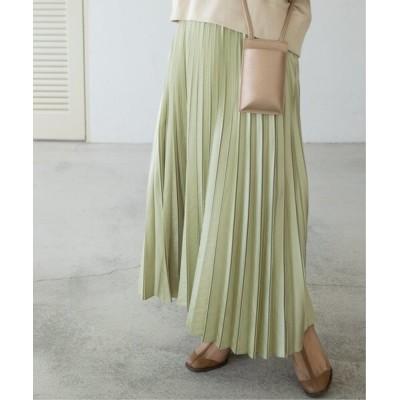 Ray Cassin / 変形プリーツスカート WOMEN スカート > スカート