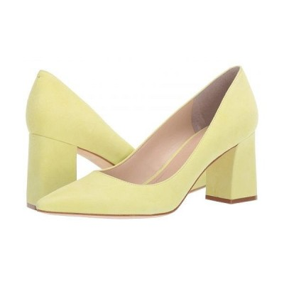 Marc Fisher LTD マークフィッシャーリミテッド レディース 女性用 シューズ 靴 ヒール Zala Pump - Light Green Suede
