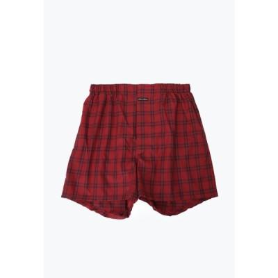 BROOKS BROTHERS (underwear) / 【ブルックスブラザーズ】トランクス/ツイルチェックB