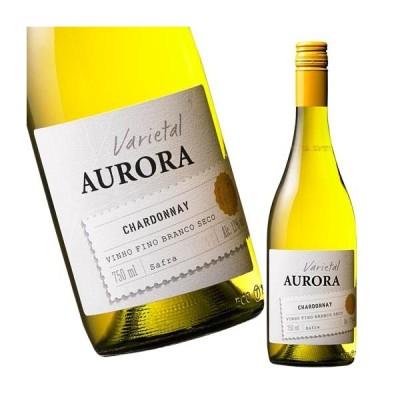 ワイン 白 オーロラ・シャルドネ 白 辛口 750ml ブラジル 白ワイン