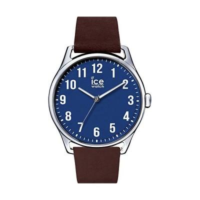 Ice-Watch IC013048 ICE-City メンズウォッチ ブルーレザー【並行輸入品】