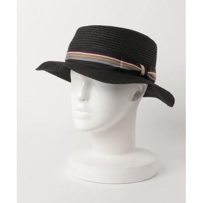 FUNALIVE / PAPER BRADE カンカン帽 WOMEN 帽子 > ハット