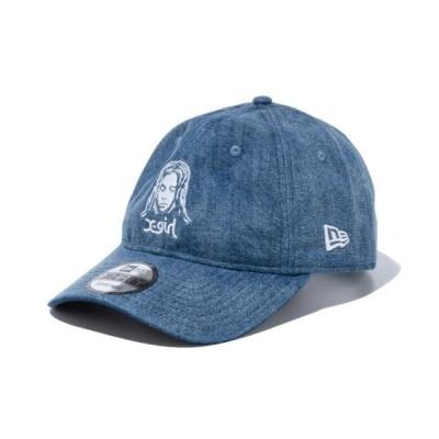 DONOBAN / 【NEW ERA】9THIRTY イージースナップ X-GIRL フェイスロゴ MEN 帽子 > キャップ
