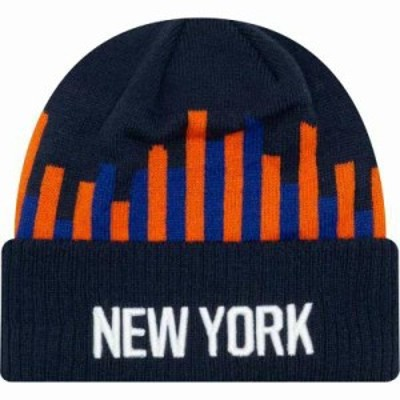ニューエラ ニット New York Knicks City Edition Knit Hat