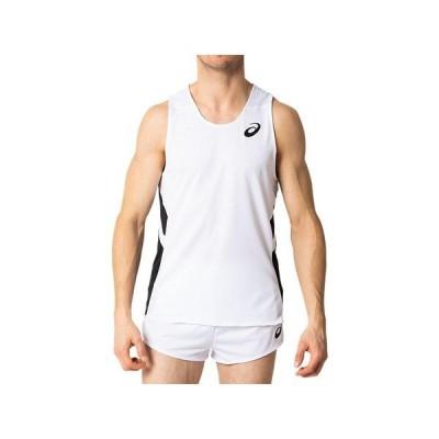 asics(アシックス) MSランニングシャツ メンズ・ユニセックス 2091A124-100