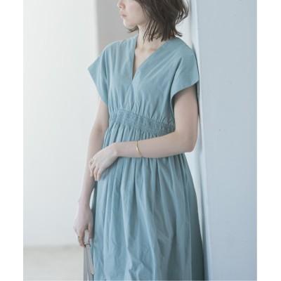 (NOBLE/スピック&スパンノーブル)《追加予約2》【MARIHA】 夏の光のドレス◆/レディース ブルーA