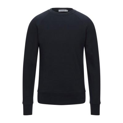 COOPERATIVA PESCATORI POSILLIPO スウェットシャツ ブラック M コットン 100% スウェットシャツ
