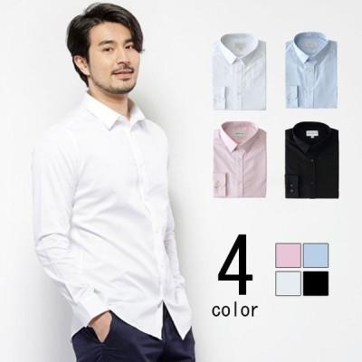 メンズシャツカジュアルシャツメンズコットン長袖シャツシンプル無地ボタンダウンシャツカジュアルシャツカラーシャツ