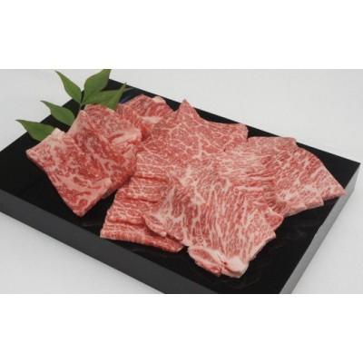 【A-047】大吉商店 近江牛三種盛り焼肉用計600g[高島屋選定品]