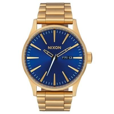 腕時計 【NIXON/ニクソン】Sentry SS 時計 アナログ 電池式