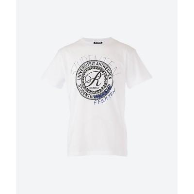 <RAF SIMONS(Men)/ラフ・シモンズ> Tシャツ 20AW 1 202 101 010White【三越伊勢丹/公式】