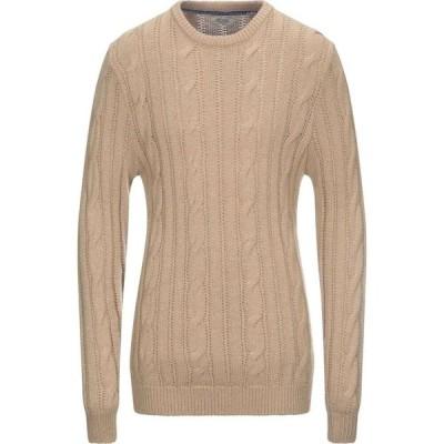 インピュア IMPURE メンズ ニット・セーター トップス sweater Camel