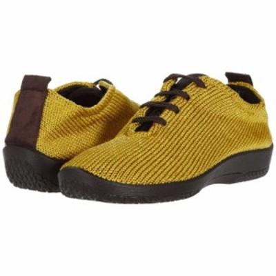 アルコペディコ Arcopedico レディース スニーカー シューズ・靴 LS Mustard