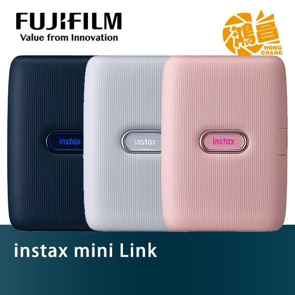 FUJIFILM instax mini Link 拍立得印相機 恆昶公司貨 富士 手機印相機【鴻昌】