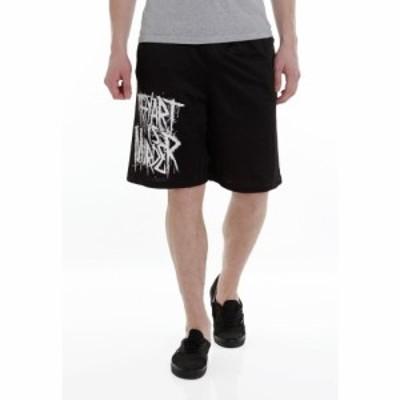 インペリコン Impericon メンズ ショートパンツ ボトムス・パンツ - Logo - Shorts black