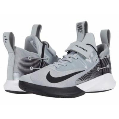 Nike ナイキ メンズ 男性用 シューズ 靴 スニーカー 運動靴 FlyEase Precision IV Light Smoke Gray/Black/White【送料無料】