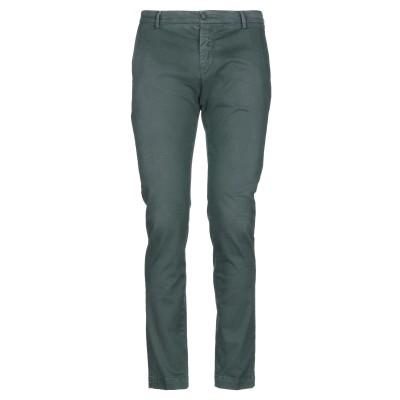 ロイ ロジャース ROŸ ROGER'S パンツ グリーン 30 コットン 98% / ポリウレタン 2% パンツ
