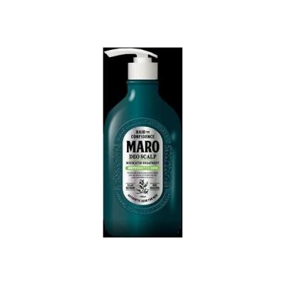 マロ(MARO) 薬用デオスカルプトリートメント 480ML