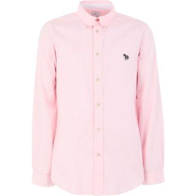 ポールスミス PS PAUL SMITH メンズ シャツ トップス tailored bd shirt Pink