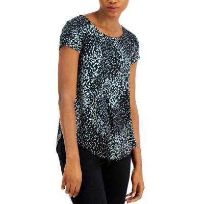 アルファニ Tシャツ トップス レディース Printed T-Shirt, Created for Macy's Bliss Marks