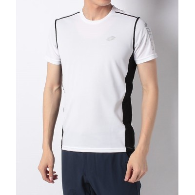 【販売主:スポーツオーソリティ】 ロット/メンズ/半袖シャツ メンズ ホワイト L SPORTS AUTHORITY