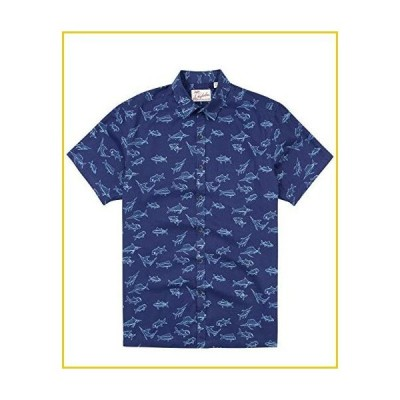Kahala Swim Club Hawaiian Shirt - Navy並行輸入品