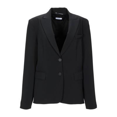 RIANI テーラードジャケット ブラック 38 ポリエステル 89% / ポリウレタン 11% テーラードジャケット