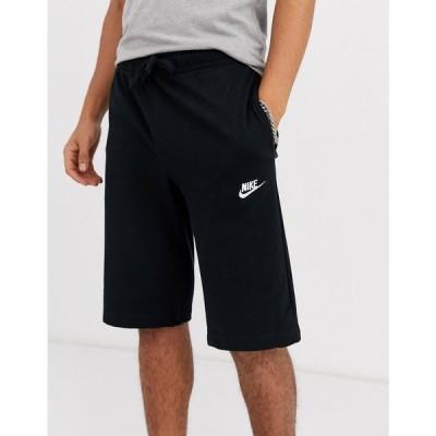 【残り1点!】【サイズ:M】ナイキ Nike メンズ ボトムス・パンツ ショートパンツ Jersey Club Shorts In Black ブラック