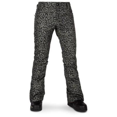 ボルコム レディース カジュアルパンツ ボトムス Volcom Battle Stretch Pants - Women's