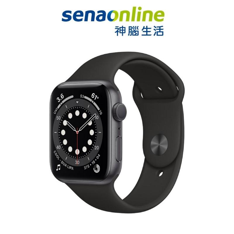Apple Watch S6 GPS 44mm 血氧 血氧濃度感測器 神腦生活