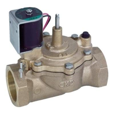 CKD 自動散水制御機器 電磁弁 RSV40A210KP [RSV-40A-210K-P][r20][s9-833]