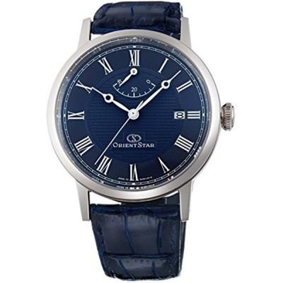 オリエント Orient 腕時計 時計 ORIENT watch ORIENTSTAR elegant classic Automatic Navy WZ0331EL Men