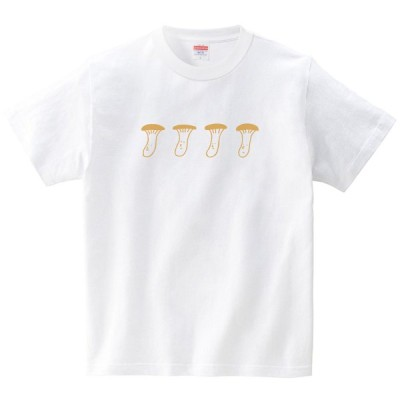 イタクシーズ Tシャツ [ エリンギの列 ] オワリ [メンズ]