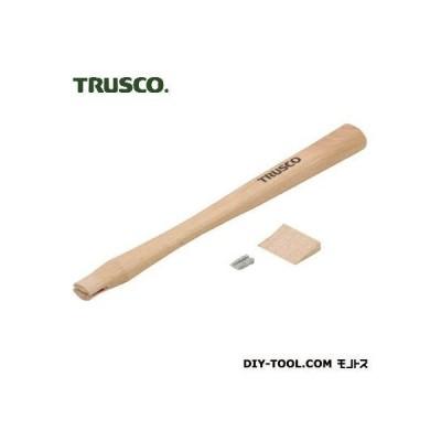 トラスコ(TRUSCO) カストリハンマーTKSH−05用木柄楔付 338 x 69 x 32 mm TKSH-05K 1