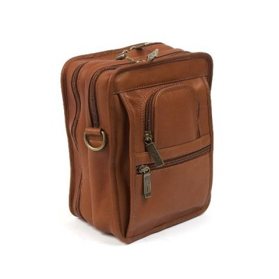 Claire Chase Ultimate Man Bag, Saddle, One Size【並行輸入品】