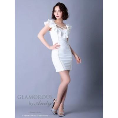 GLAMOROUS ドレス GMS-V551 ワンピース ミニドレス Andyドレス グラマラスドレス クラブ キャバ ドレス パーティードレス