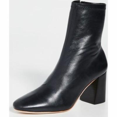 ロフラーランドール Loeffler Randall レディース ブーツ ブーティー シューズ・靴 Elise Slim Ankle Booties Black