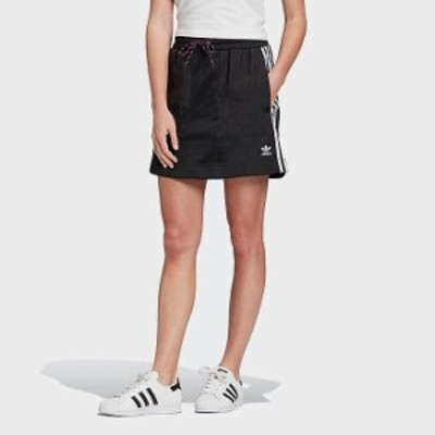アディダス オリジナルス レディース adidas Originals Her Studio London Skirt スカート Black/White