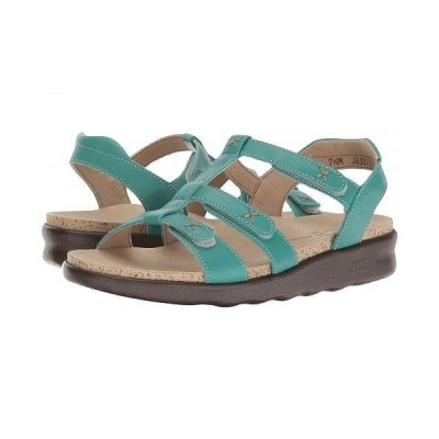 SAS サス レディース 女性用 シューズ 靴 サンダル Sorrento - Turquoise