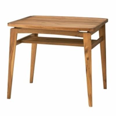 Varte ヴァルト ダイニングテーブル 幅80cm ダイニングテーブル テーブル 机 木製 レトロ